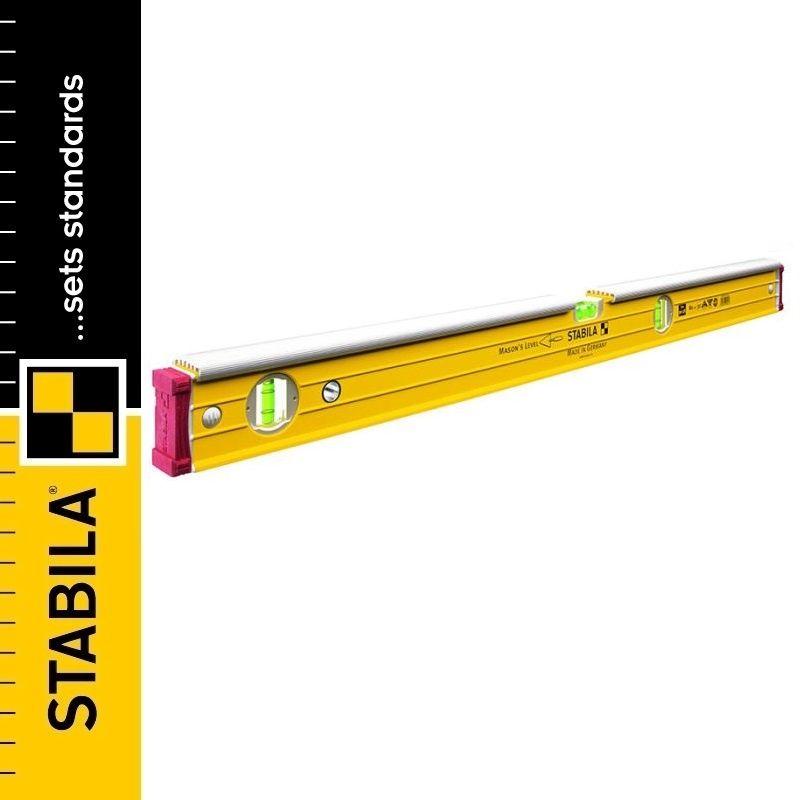 STABILA Poziomica murarska TYP 96-2 K/ 81cm
