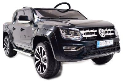 AUTO VW AMAROK 4X4,2X12V MIĘKKIE KOŁA, MIĘKKIE SIEDZENIE, WOLNY START, FUNKCJA BUJANIA/DMD298