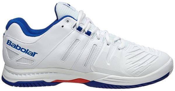 Babolat SFX2 All Court - white/blue