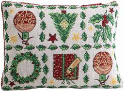 Spryskiwacz - Christmas Mix - kolorowy - poduszka wypełniona - 25/33 cm