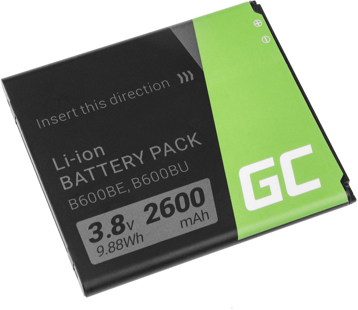 Bateria Green Cell B600BE do telefonu Samsung Galaxy SIV S4 i9505 i9506 G7105