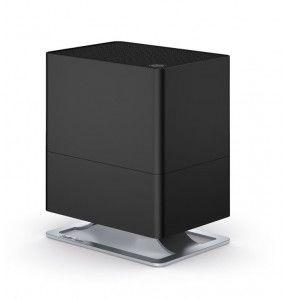 Stadler Form Oskar little czarny nawilżacz ewaporacyjny