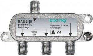 Odgałęźnik BAB 2-10 - Axing Oferta