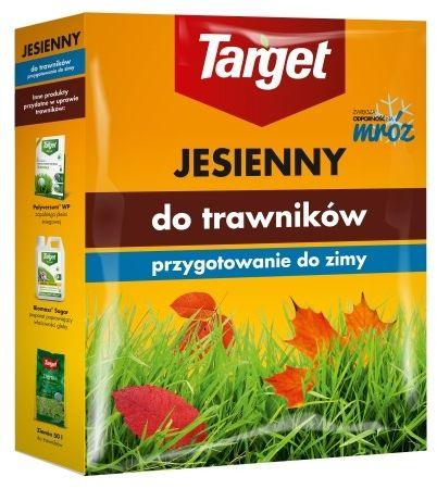Nawóz do trawnika  jesienny  1 kg target