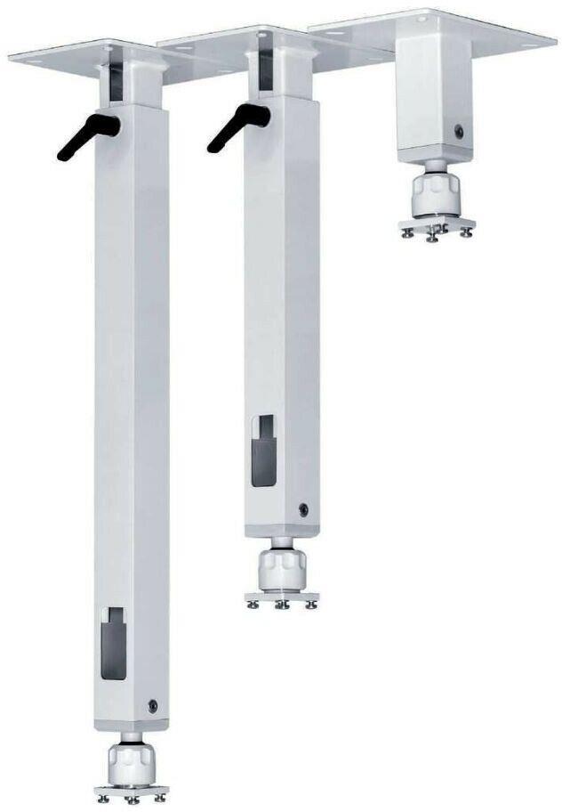 PeTa Standardowe mocowanie sufitowe z kulką stalową 20 cm