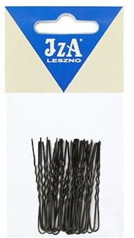 IzA B245/20 kokówki szpilki czarne 20 sztuk 45mm