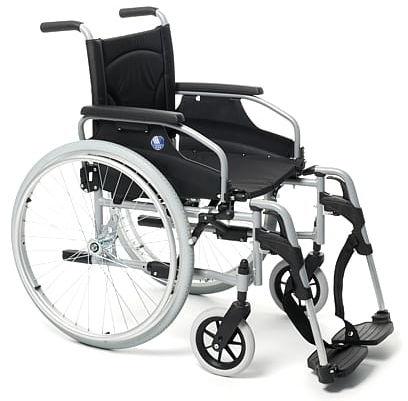 Wózek inwalidzki V100 wersja XXL