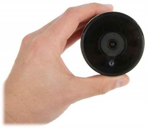 KAMERA AHD, HD-CVI, HD-TVI, PAL BCS-TQE4500IR3-B - 5Mpx 3.6mm
