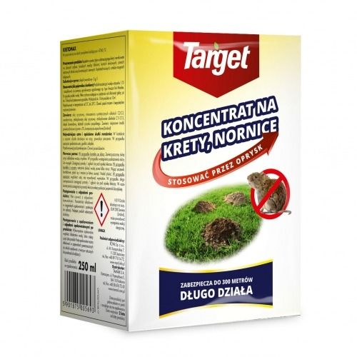 Kretomax  środek odstraszający krety i nornice  250 ml target