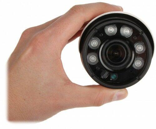 KAMERA AHD, HD-CVI, HD-TVI, PAL BCS-TQE6500IR3-B - 5Mpx, 3.3... 12mm