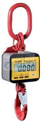 TKL 1,0 - waga dźwigowa, zakres ważenia do 1 000 kg