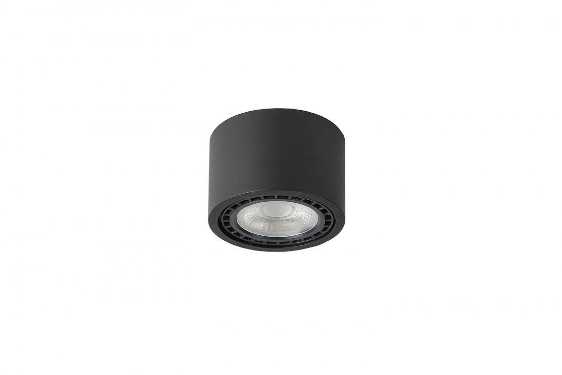 Lampa natynkowa Eco Alix AZ3493 Azzardo biała oprawa w minimalistycznym stylu
