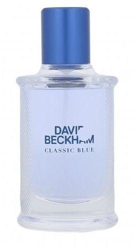 David Beckham Classic Blue woda toaletowa 40 ml dla mężczyzn