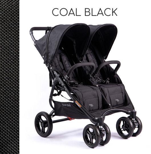 VALCO BABY SNAP DUO+GRATIS! DARMOWA DOSTAWA! ODBIÓR OSOBISTY! - Coal Black