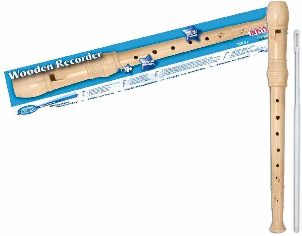 Bontempi 31 3210 drewniany barokowy rejestrator, wielokolorowa