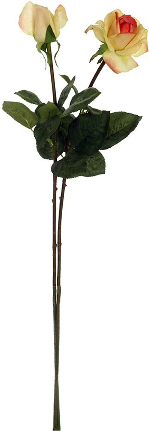 24 sztuczne róże