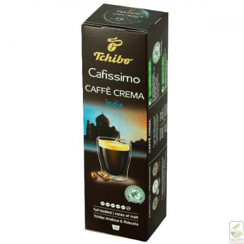 Tchibo Cafissimo Caffe Crema India 10 kapsułek