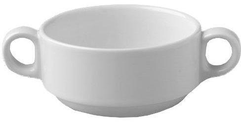 Bulionówka 300 ml Classic Gourmet porcelana Rak R-CLCS30-12