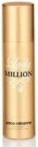 Paco Rabanne Lady Million dezodorant w sprayu dla kobiet 150 ml