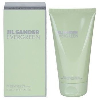 Jil Sander Evergreen żel pod prysznic dla kobiet 150 ml