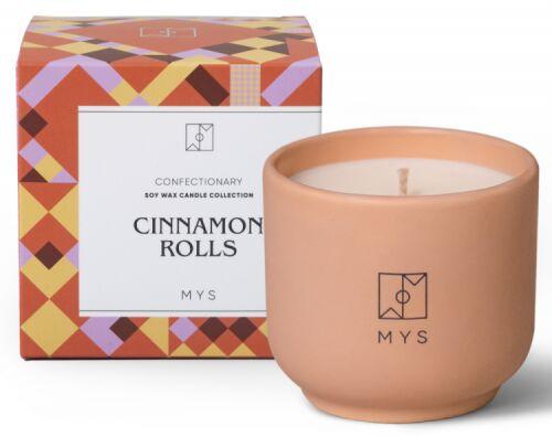 Świeca zapachowa MYS - Cinnamon Rolls - 180g