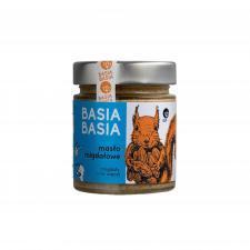 Masło migdałowe 195 g BasiaBasia