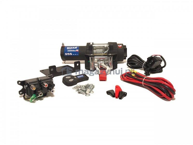 Wyciągarka elektryczna BSTS 3500 Lbs (lina stalowa)