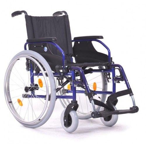 Wózek inwalidzki aluminiowy D200