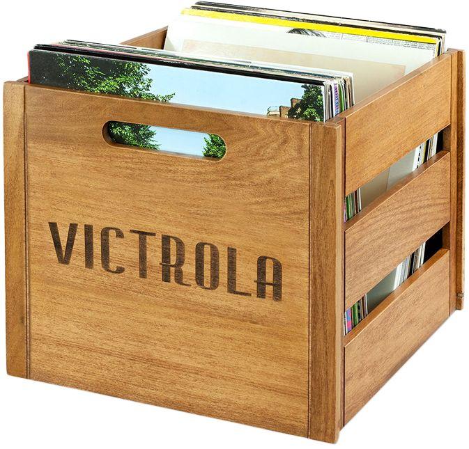 Victrola Vinyl Record Case Skrzynka  SALONY FIRMOWE W 12 MIASTACH  25 LAT NA RYNKU  ODBIÓR OSOBISTY