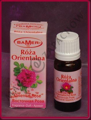 ROŻA ORIENTALNA - olejek zapachowy BAMER 7 ml