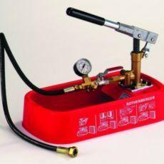 Pompa kontrolna RP 30 do sprawdzania szczelności