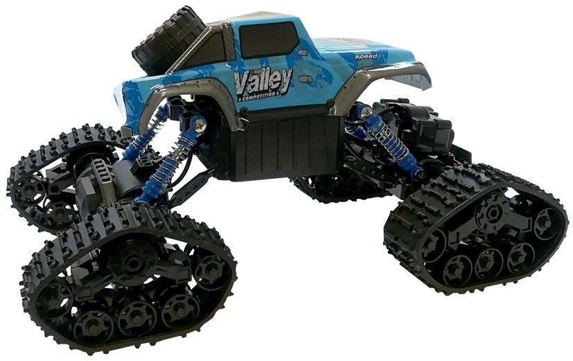 Monster Truck Niebieski