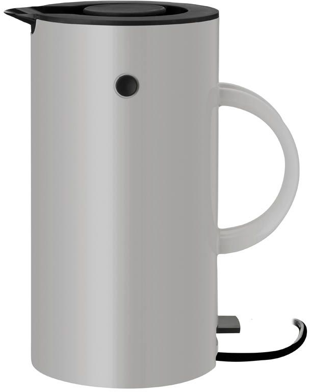 Czajnik elektryczny 1,5 l (jasnoszary) EM77 Stelton
