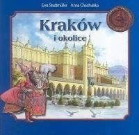 Kraków i okolice. Skrzat poznaje świat - Ewa Stadtmuller, Anna Chachulska