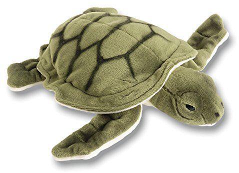 Pluszowy żółw morski, 29 cm
