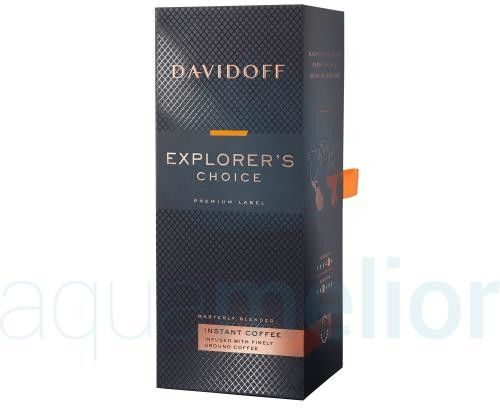 Davidoff Explorer''s Choice 100g Kawa instant