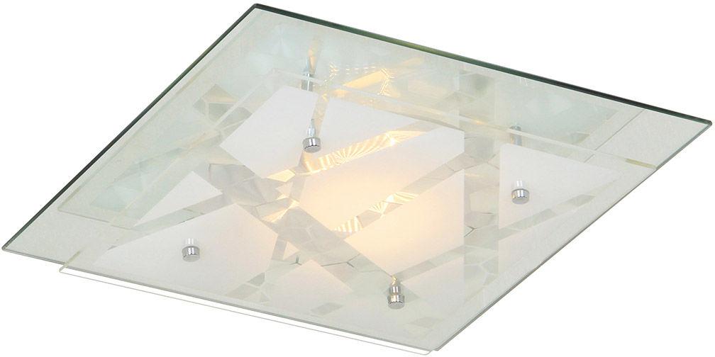 Italux plafon lampa sufitowa Mertu C29573F-2G szklana LED 12W 3000K 33,5cm