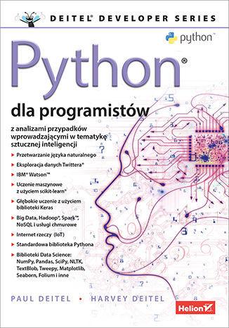 Python dla programistów. Big Data i AI. Studia przypadków - dostawa GRATIS!.