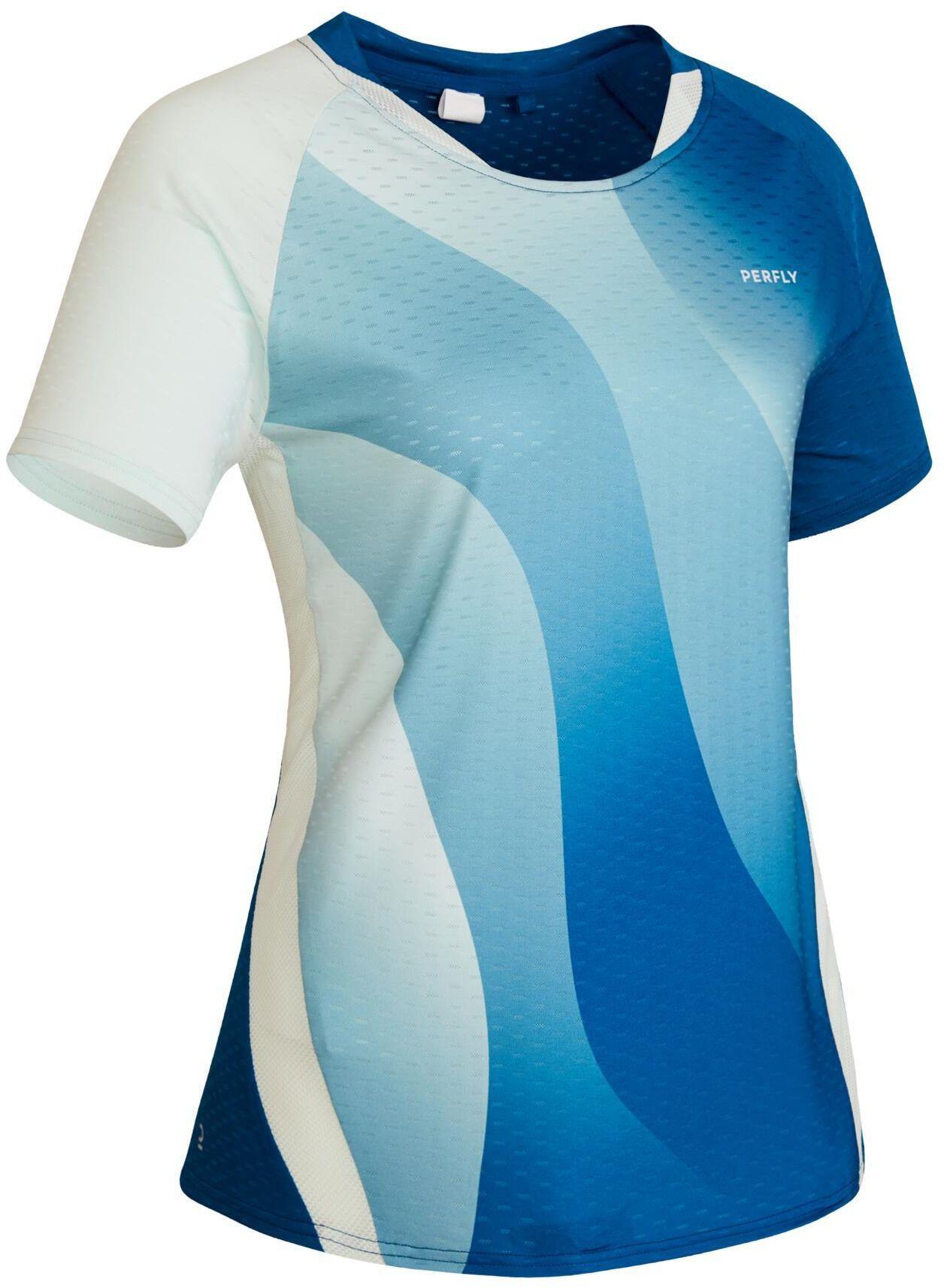 Koszulka do badmintona 560 damska