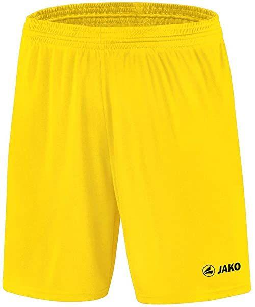 JAKO Anderlecht męskie spodnie sportowe żółty cytrynowy 5