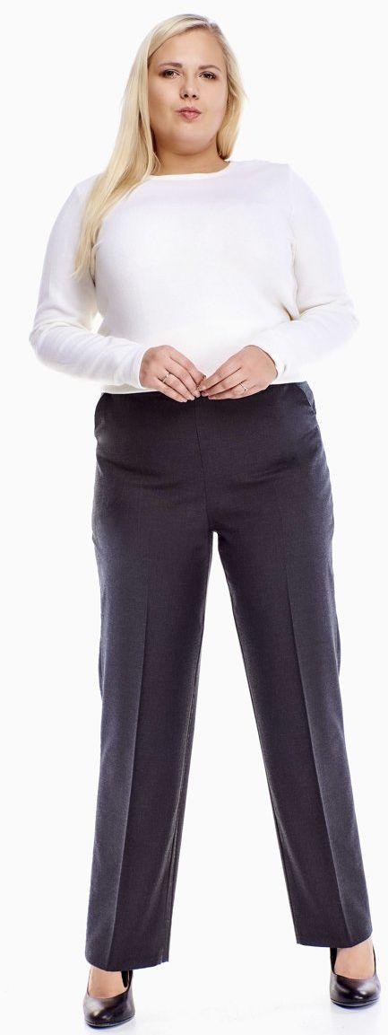 Spodnie FSD756 GRAFITOWY