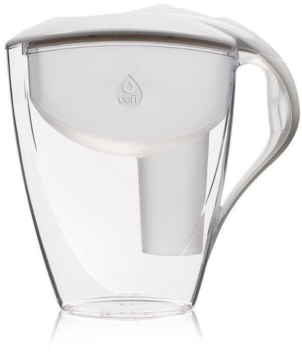 Dafi ASTRA MI 3,0L BIAŁY Dzbanek do wody filtr 1 szt Classic + 6 szt FilterLogic FL-601G