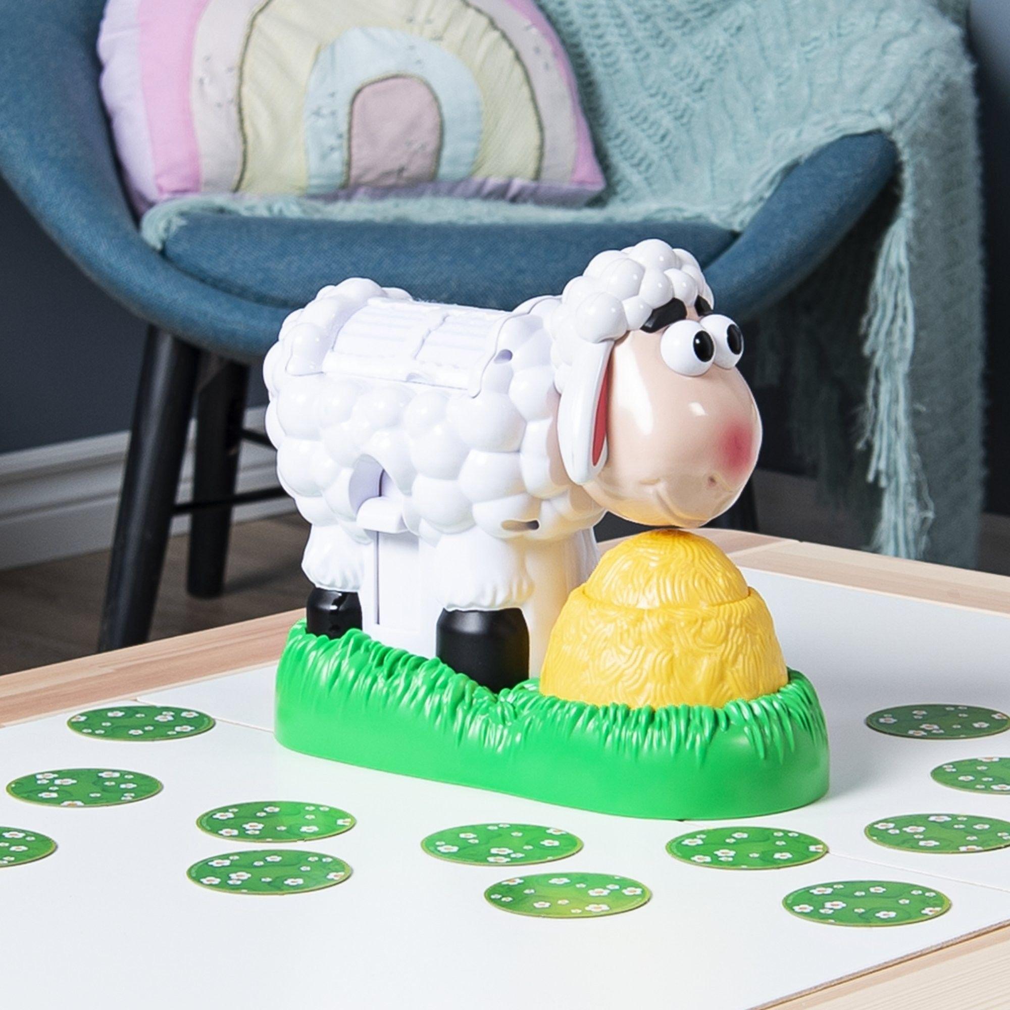 Spin Master - Gra Baa Baa Bubbles z kichającą owieczką 20119427 6054455