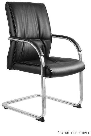 UNIQUE Fotel biurowy BRANDO SKID