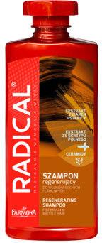 Radical Szampon do włosów regenerujący 400ml