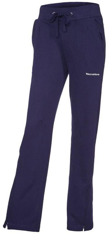 Tecnifibre Lady Cotton Pants - navy
