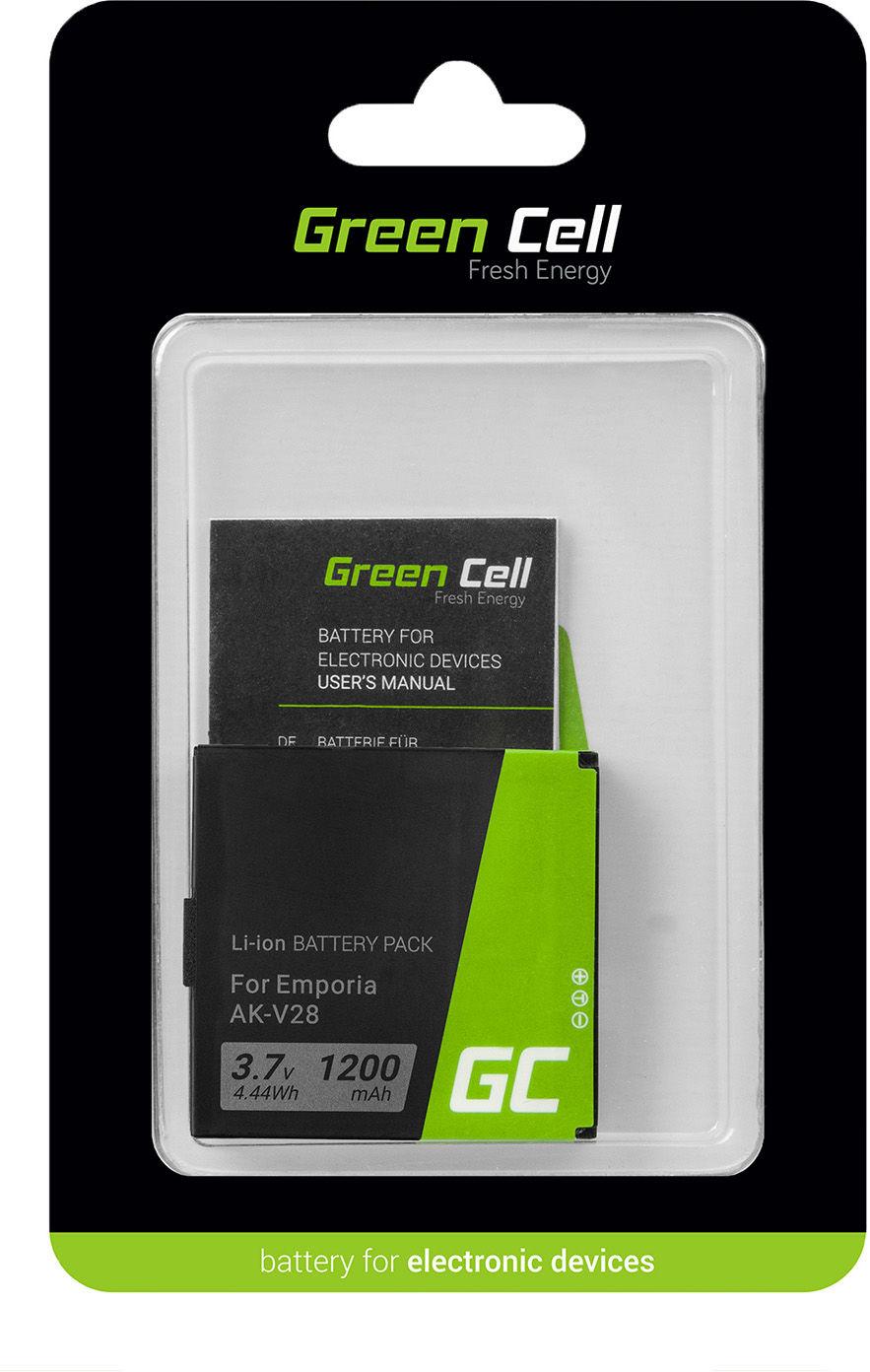 Bateria Green Cell AK-V28 AK-V29 Emporia Talk plus premium