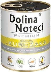 DOLINA NOTECI - Premium kurczak 800g
