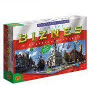 Biznes w polskich miastach Big gra planszowa