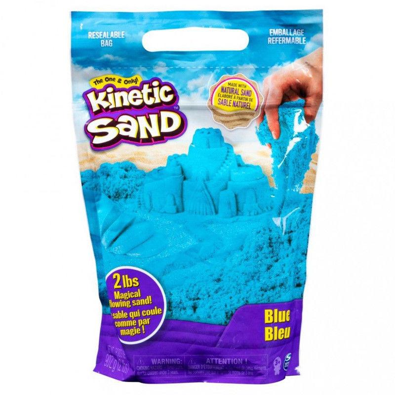Kinetic Sand - Żywe kolory Niebieski 20107736